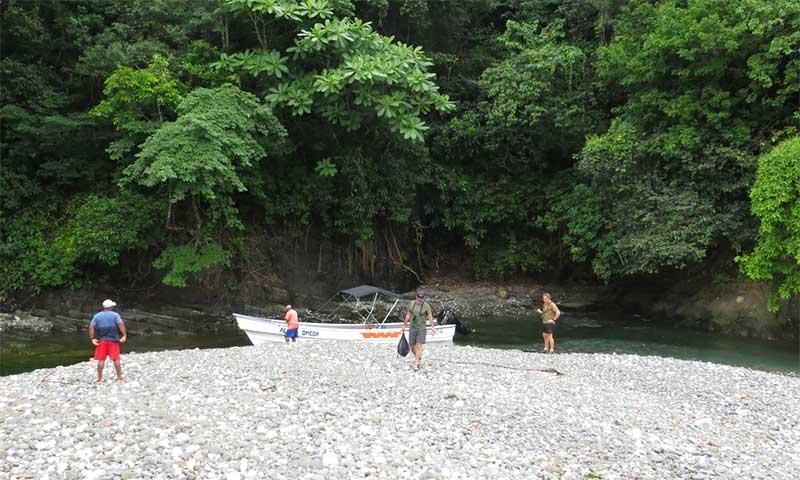 Tanager Ecotours • Cerro Hoya river landing